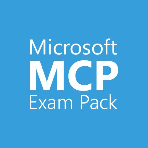 Microsoft MCP Exam Pack