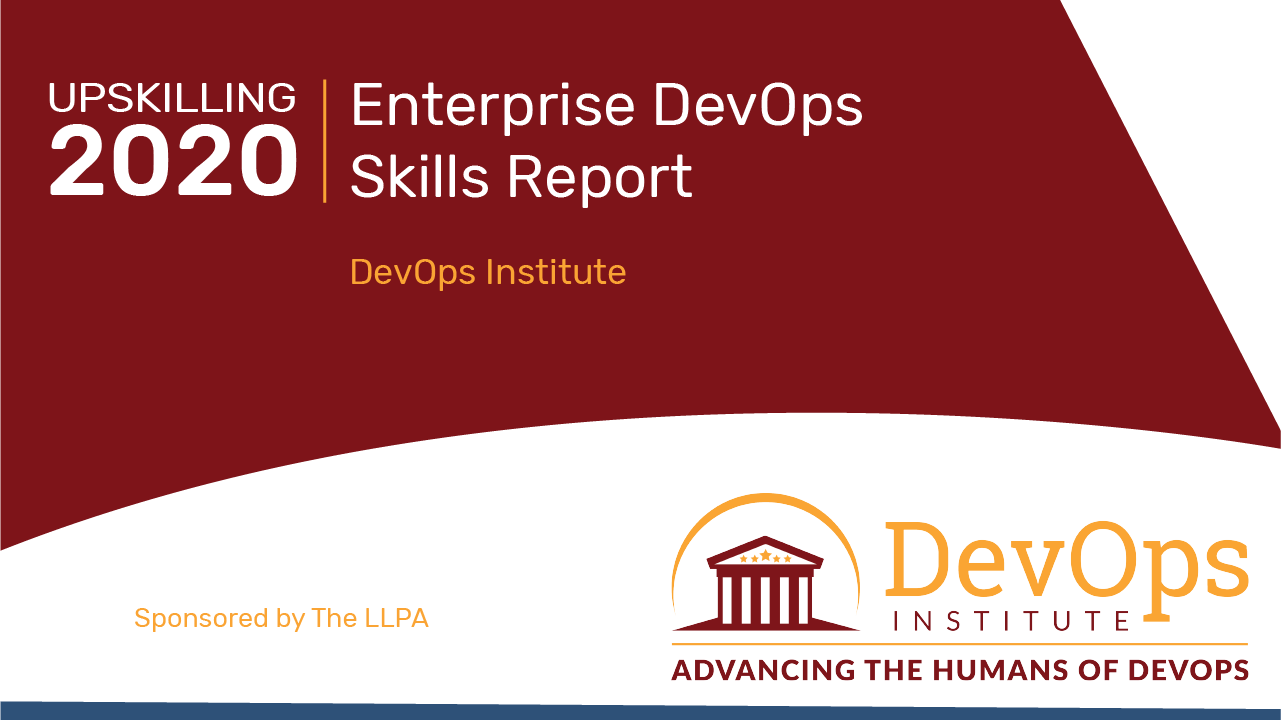 Enterprise DevOps Skills Report