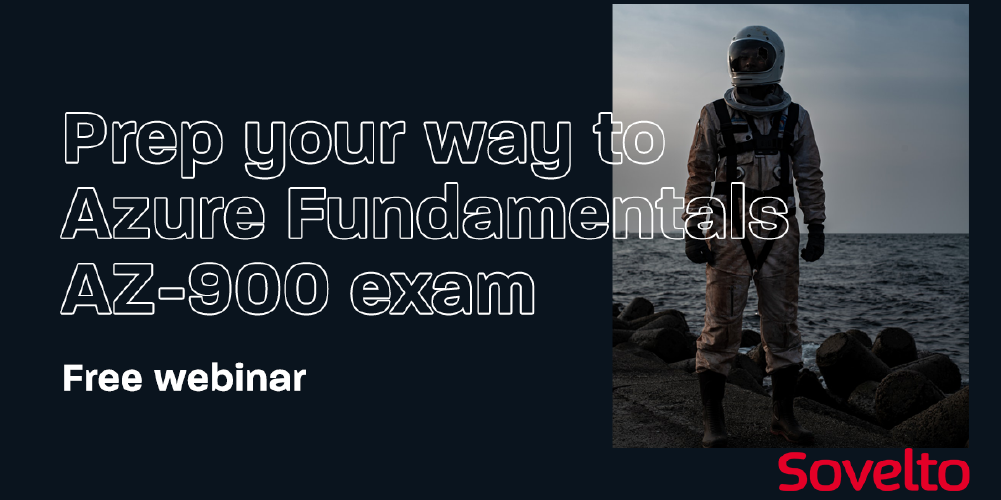 Prep your way to Azure Fundamentals AZ-900 exam