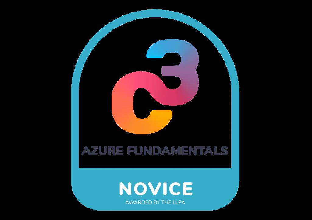 Azure Fundamentals Novice
