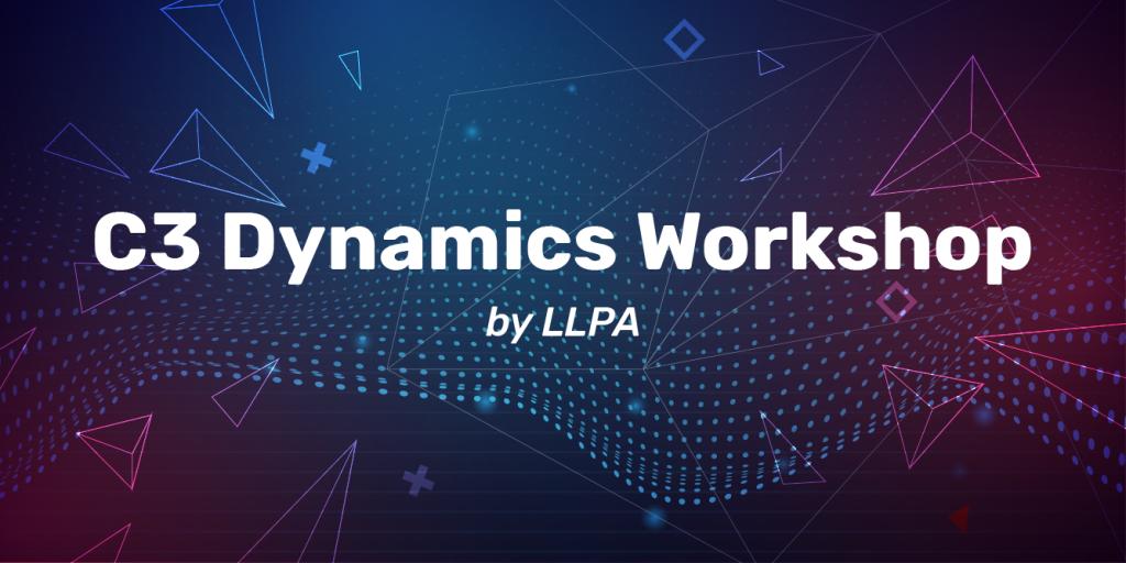 C3 Dynamics Workshop