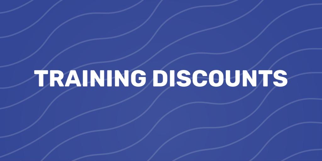 Microsoft Training Discounts