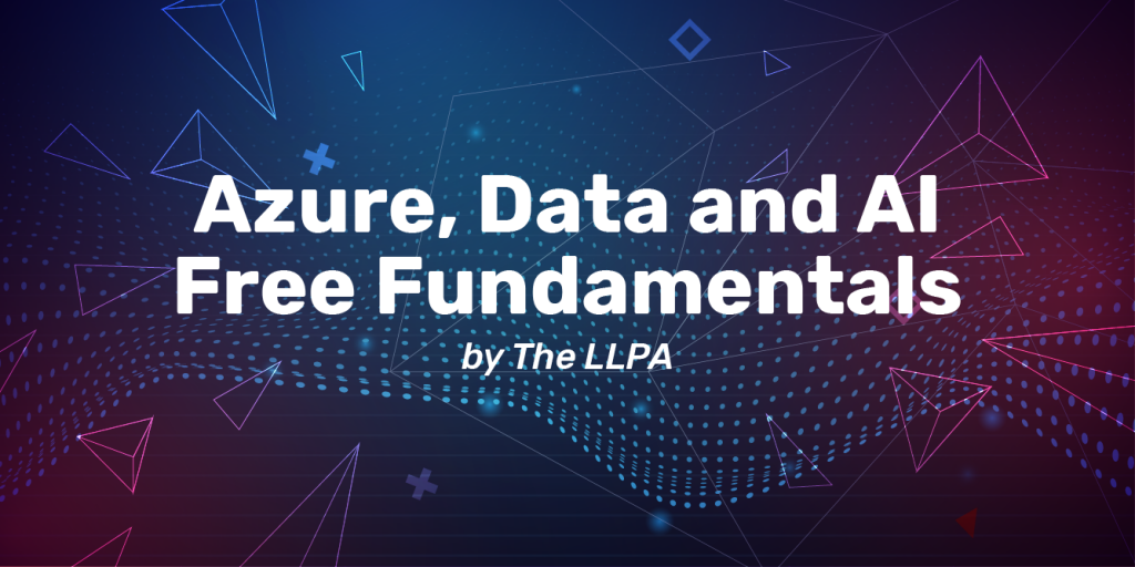 Azure, Data and AI Free Fundamentals