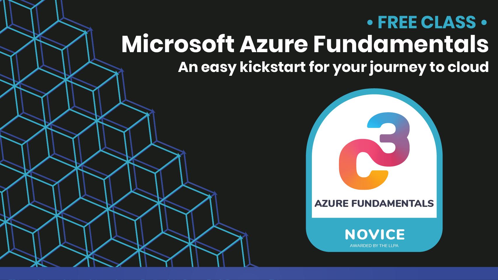Free Microsoft Azure Fundamentals