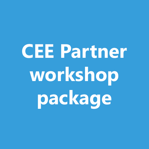 CEE Partner workshop package