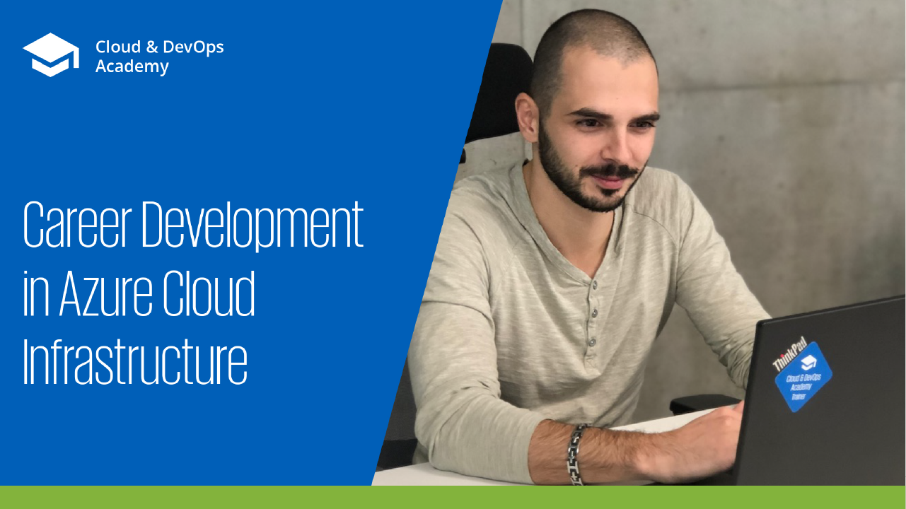 Career Development in Azure Cloud Infrastructure