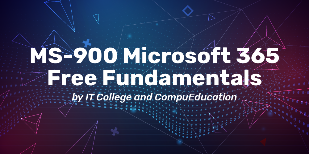 MS-900 Microsoft 365 Free Fundamentals