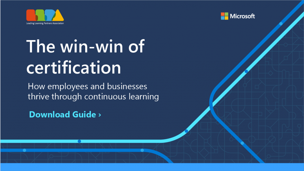 certification guide cover